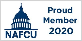 Proud Member NAFCU 2017