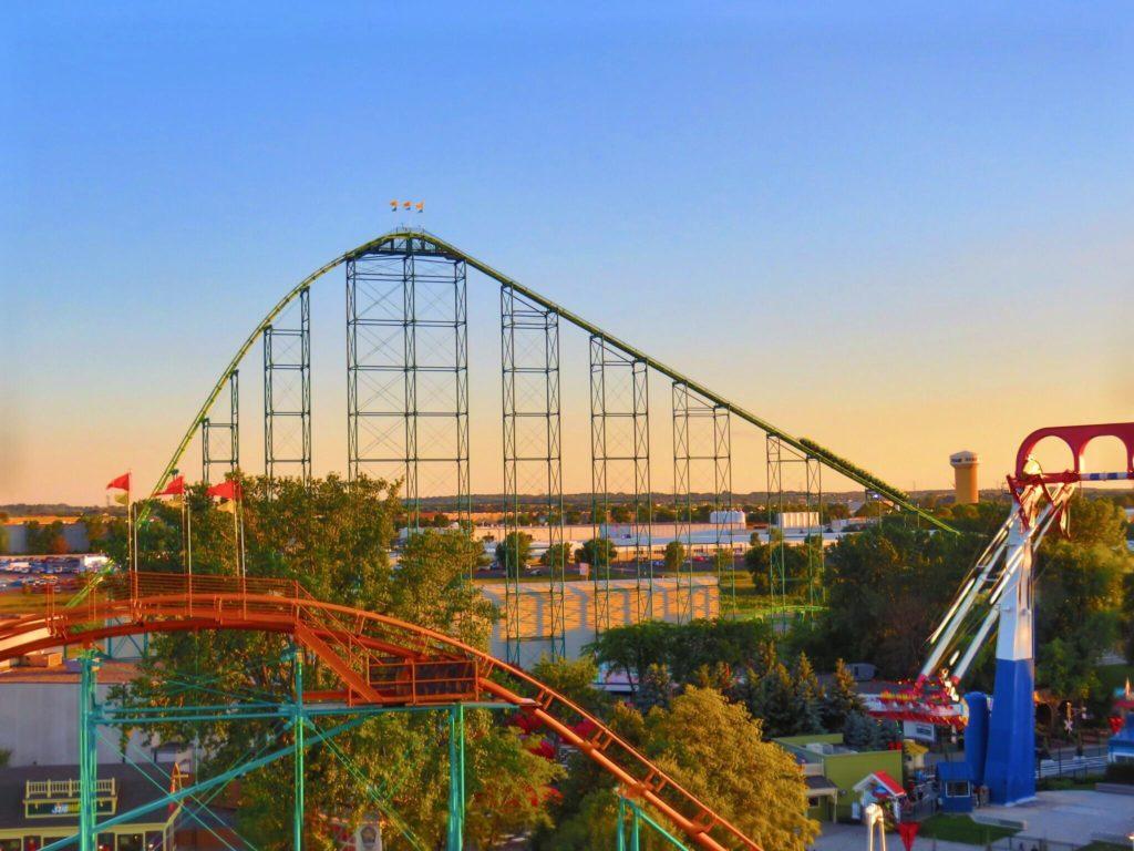 Valleyfair Amusement Park - Shokapee, MN